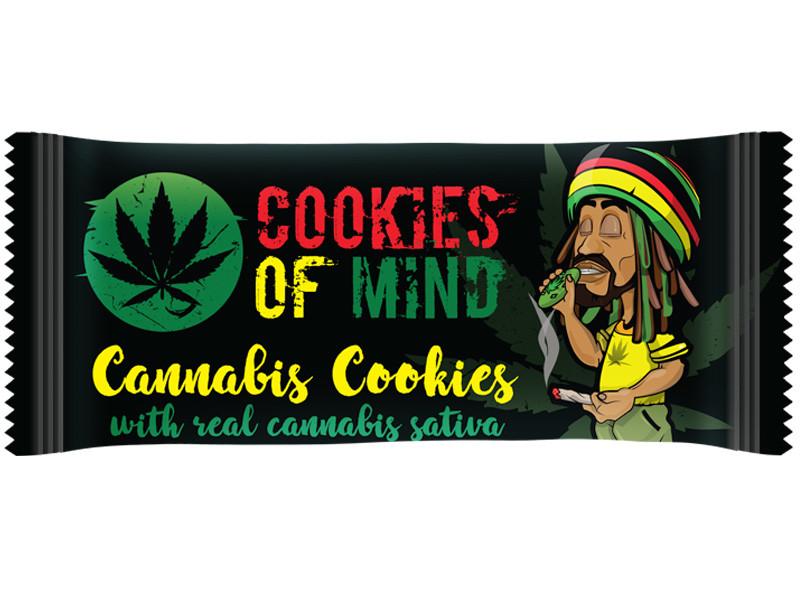 Cannabis Haferkekse