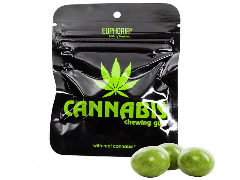 Cannabis Kaugummi