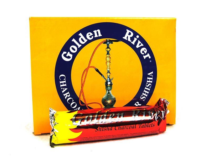 Shishakohle Golden River
