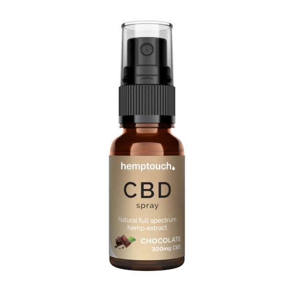 CBD Spray Chocolate 300mg 20ml (Vollspektrum CBD)