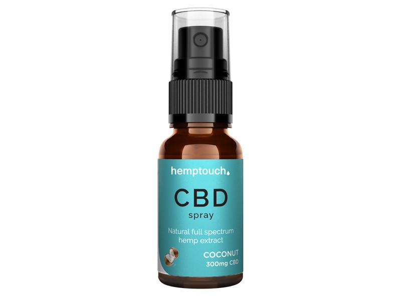 CBD Spray Coconut 300mg 20ml (Vollspektrum CBD)