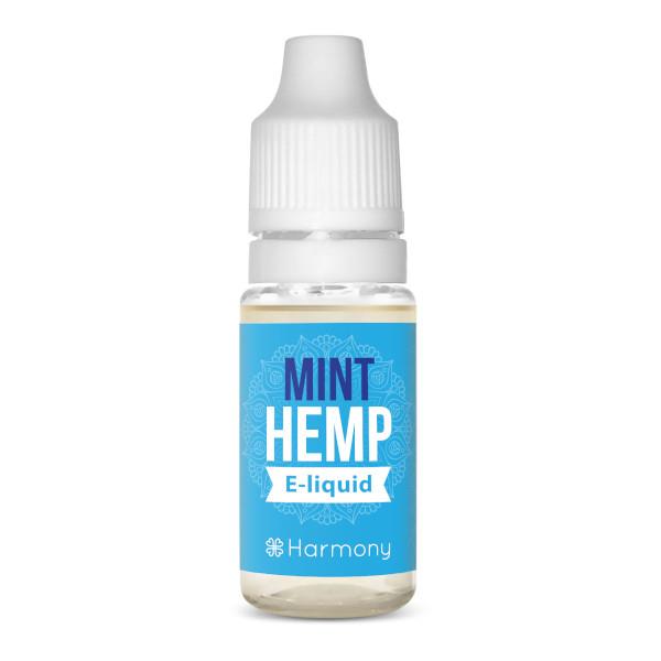 Harmony CBD Liquid – Sorte: Moroccan Mint – 30mg CBD – 10ml – nikotinfrei