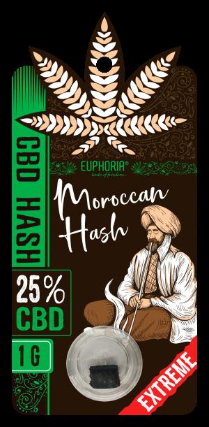 CBD Hash 25% Afghan