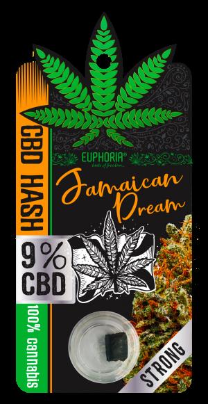 CBD Hash 9% Jamaican Dream